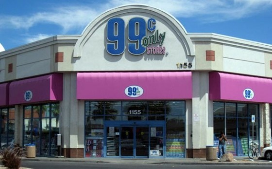 99 Cent or Dollar Store